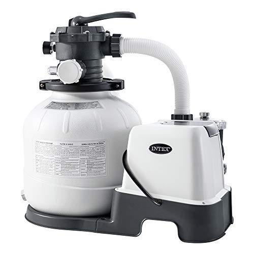 Intex – 230 V Sandfilterpumpe &...