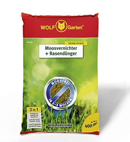 WOLF-Garten - Moosvernichter und...
