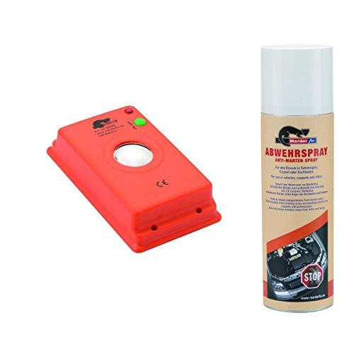 MarderFix - Akustik Batterie Inklusive...