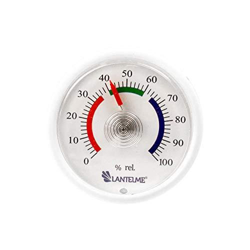 Lantelme Mini Hygrometer selbstklebend...