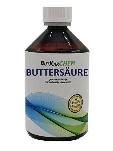 ButKarCHEM 500ml Buttersäure (Variante...