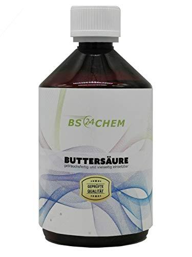 BS24CHEM (3x500ml) Buttersäure *NEU...