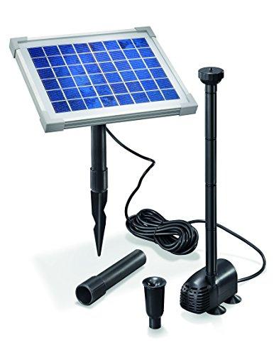 Solar Teichpumpe 5 Watt Solarmodul 470...