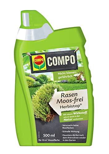 COMPO Rasen Moos-frei Herbistop,...