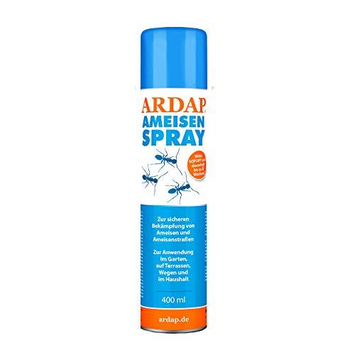 ARDAP Ameisenspray 400ml - Fraß- &...