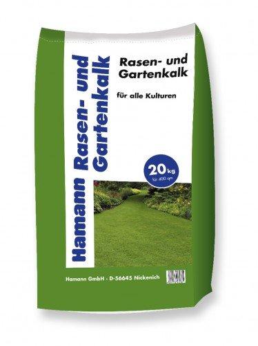 Hamann Rasen- und Gartenkalk 20 kg -...