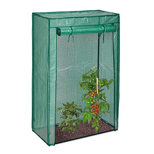 Relaxdays Tomatengewächshaus, Garten &...