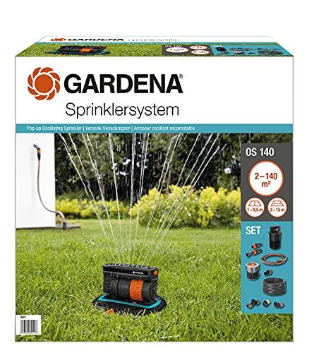 Gardena Sprinklersystem Komplett-Set mit...