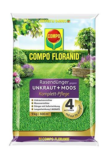 COMPO FLORANID Rasendünger gegen...