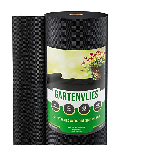 GardenGloss® 50m² Unkrautvlies...