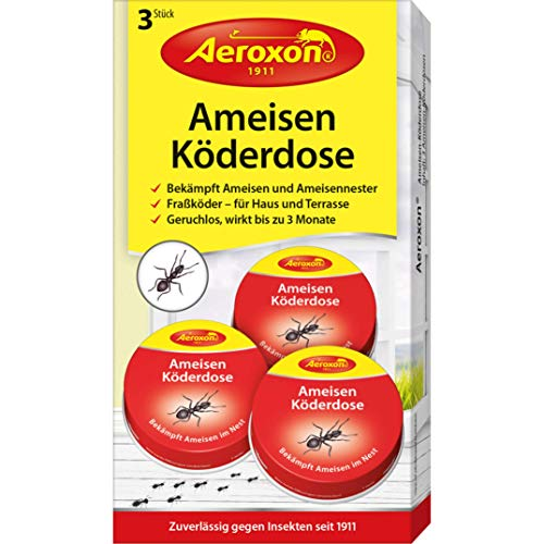Aeroxon - Ameisen-Köder - bekämpft das...