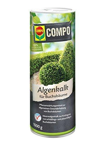 Compo Algenkalk für Buchsbäume,...