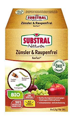 Naturen Bio Zünsler-und Raupenfrei...