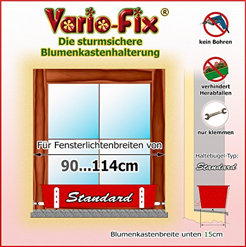 Vario-Fix Standard Haltebügel für 15cm...