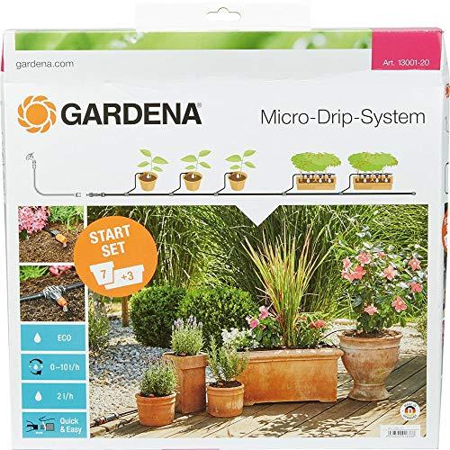 Gardena Start Set Pflanztöpfe M:...