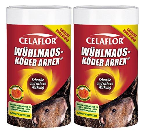 Celaflor Wühlmausköder Arrex 3479-500...