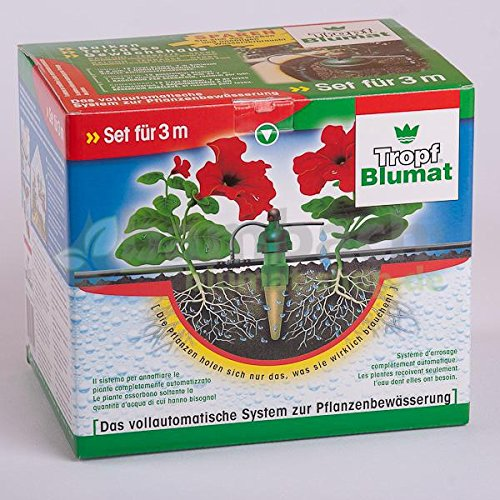 TROPF-BLUMAT Bewässerungsanlage, Set...