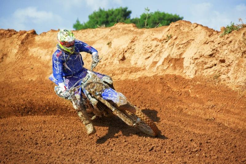 Heißwasser Hochdruckreiniger - Motocross