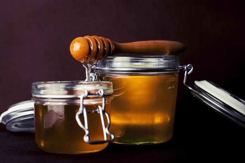 Honig der Blattlaus - Waldhonig