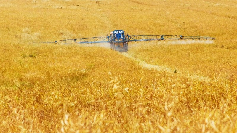 Spinosad in der Landwirtschaft
