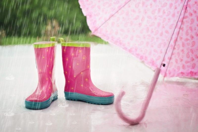 Wetterstation mit App - Temperatur