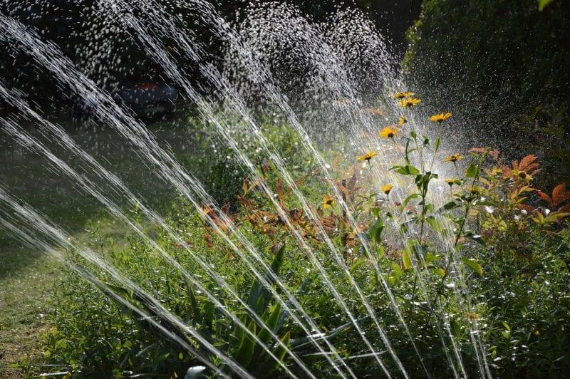 Zisternenpumpe - Garten