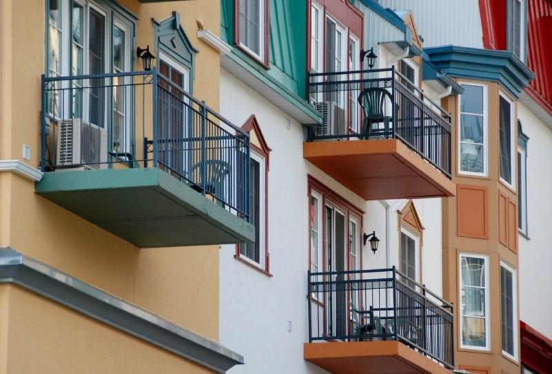 Sichtschutz am Balkon - Welche Möglichkeiten haben Sie für ...
