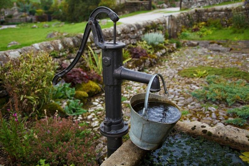 Regenmesser Edelstahl Bewässerung