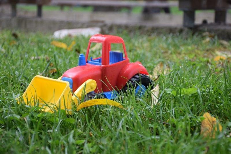 Spielzeug Garten