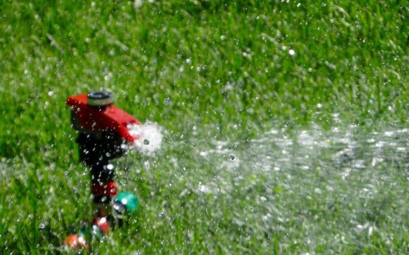 Wassersteckdose - Sprinkler
