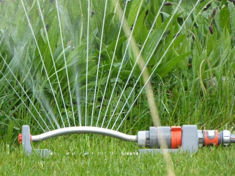 Brunnenpumpe - Bewässerung Garten