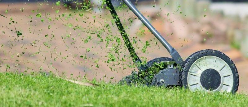 Gartenarbeit - Wetter