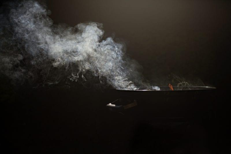 Rauch - grillen