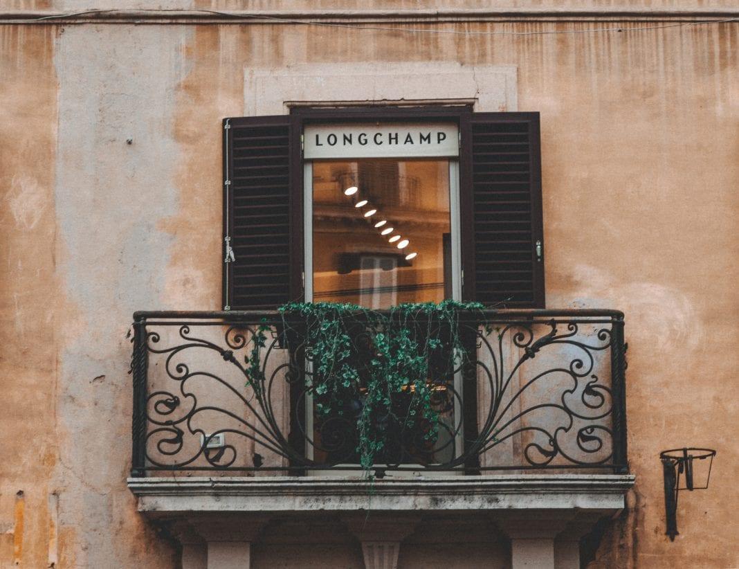 Französischer Balkon