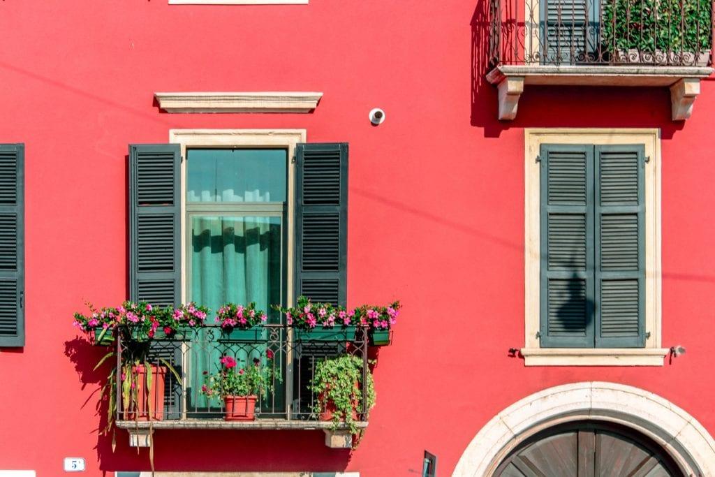 Frazösischer Balkon - Vorteile