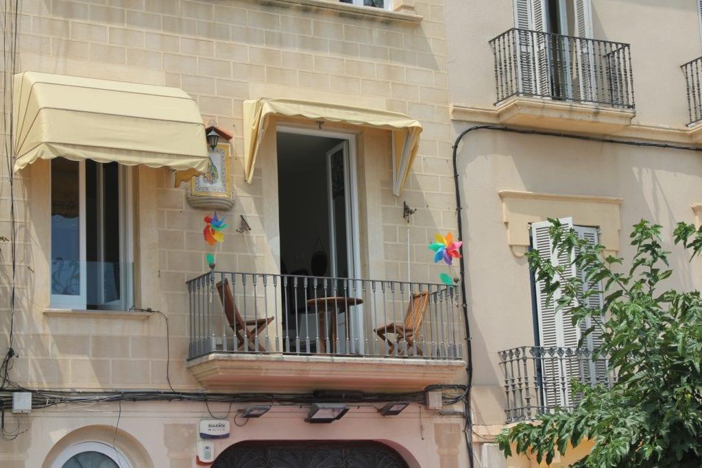 Geländer - Balkon