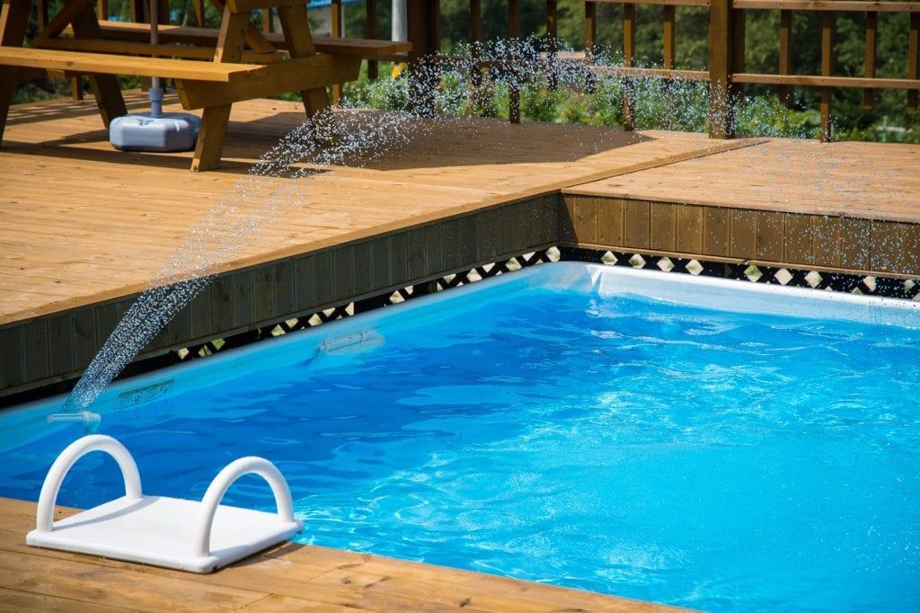 Pool Wasserqualität
