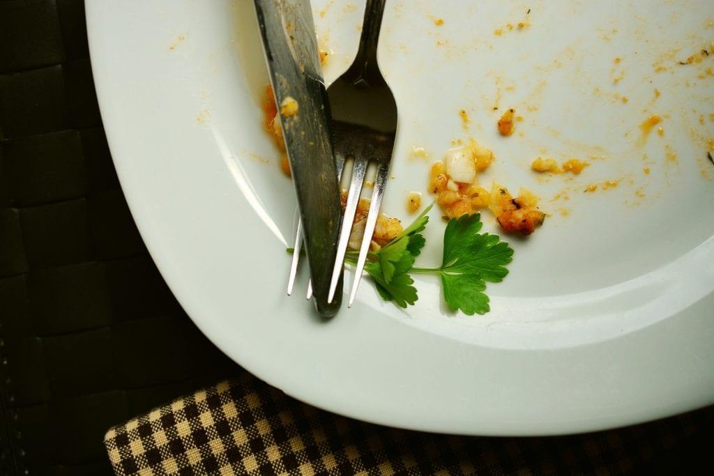 Essensreste - Ratte