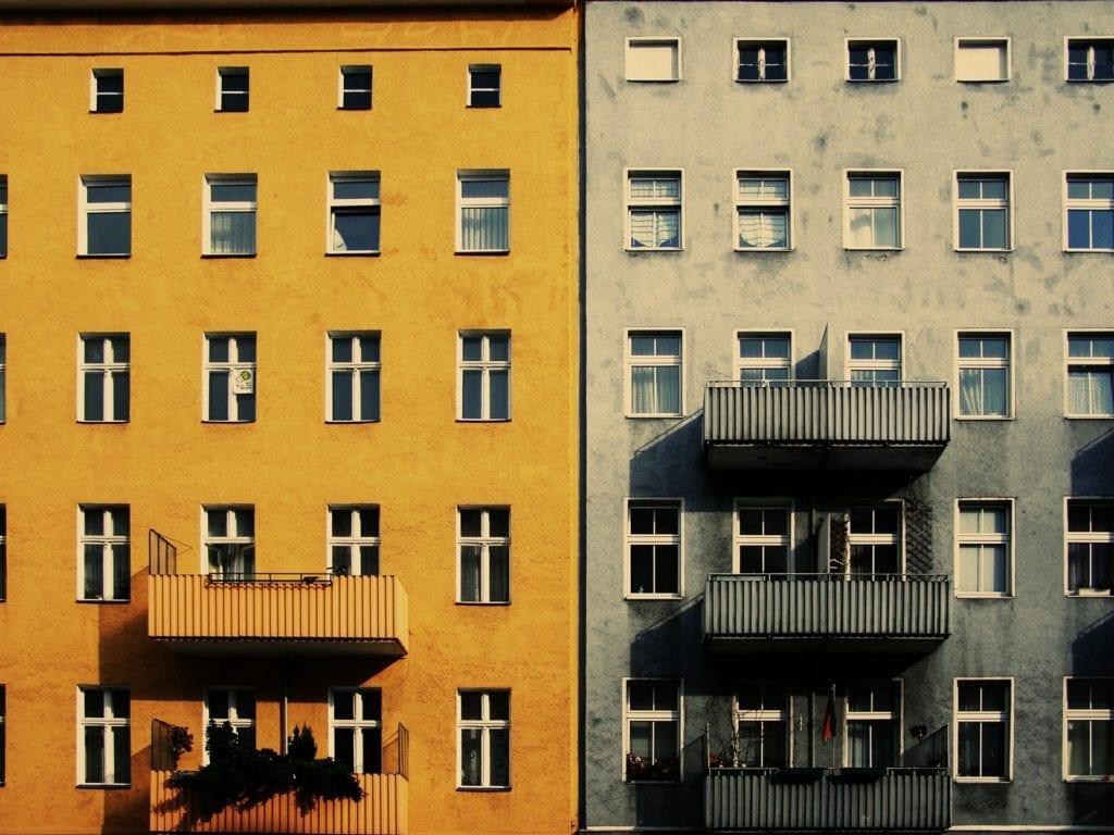 Taubenkot Balkon