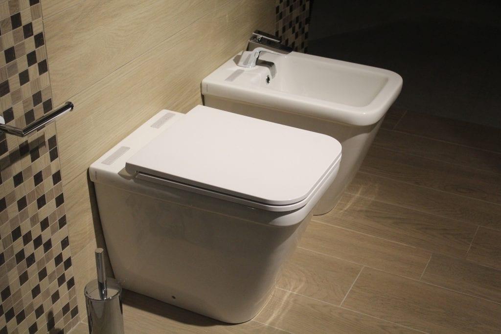 Essensreste - Toilette