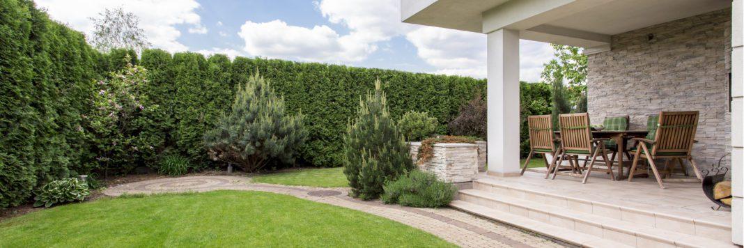 Wie groß sollte die Terrasse sein